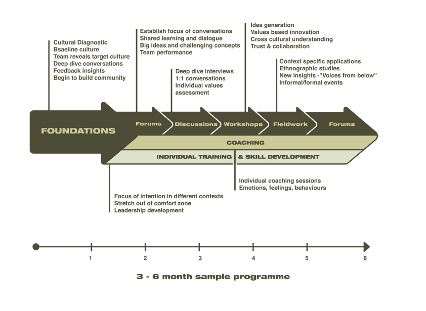 Jones Consulting Sample Programme